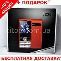 """Мобильный телефон Nokia 3230 Original size на 2 Sim 2.2"""" экран с фонариком и детектором валют, фото 1"""