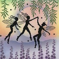 Набор для вышивания Bothy Threads XE14P Fairy Dance Cross Stitch Kit