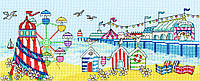Набор для вышивания Bothy Threads XJR32 Pier Fun Cross Stitch Kit