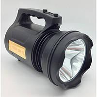 Мощный Светодиодный Фонарь TD 6000A 30 W Прожектор фонарик для рыбалки охоты для кемпинга 26х16х13см