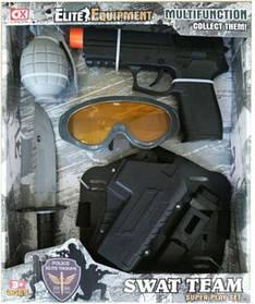 """Набор полицейского """"SWAT Team""""  scs"""