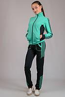 Женский спортивный костюм яркий, фото 1