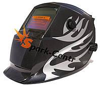 Сварочная маска хамелеон WH-631 Ghost (2 сенсора)