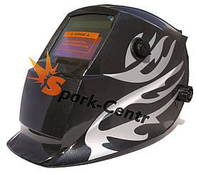 Зварювальна маска хамелеон WH-631 Ghost (2 сенсора)