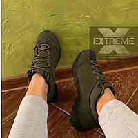 Тактические кроссовки олива