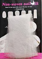 Шелк волокно для ремонта ногтей