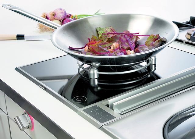 Плиты индукционные, wok