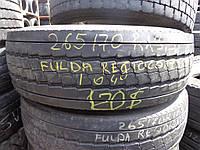 Грузовые шины Fulda Regiocontrol руль