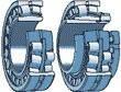 Двухрядные сферические роликовые подшипники.