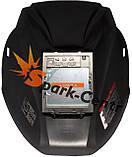 Сварочная маска хамелеон WH-801H Black (4 сенсора), фото 3