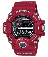 Мужские часы Casio G-SHOCK GW-9400RD-4ER оригинал