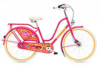 "Велосипед 28"" ELECTRA Amsterdam Fashion 3i Joyride bright Pink, фото 1"