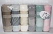 Метровые турецкие полотенца Лабиринт, фото 2