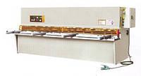 Ножницы гидравлические НГ 10×2500