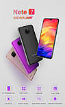 Ulefone Note 7 Black смартфон 1/16GB, 6.1'', фото 3