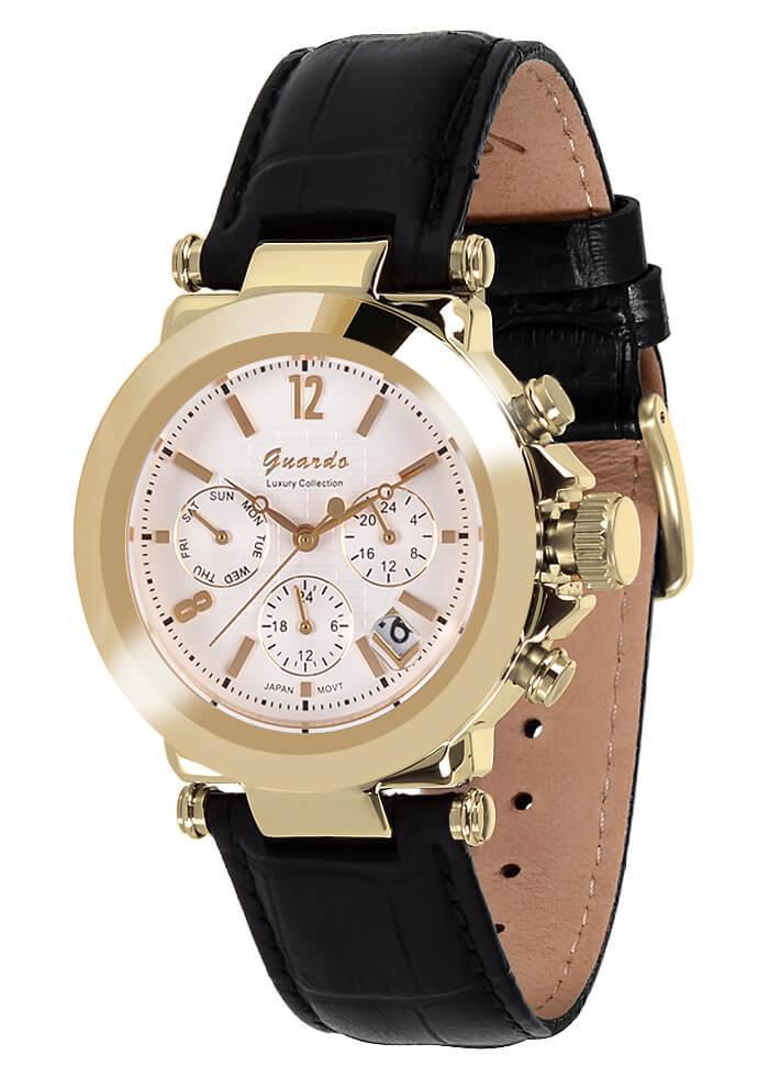 Часы мужские Guardo S08367-5 с запасным ремешком