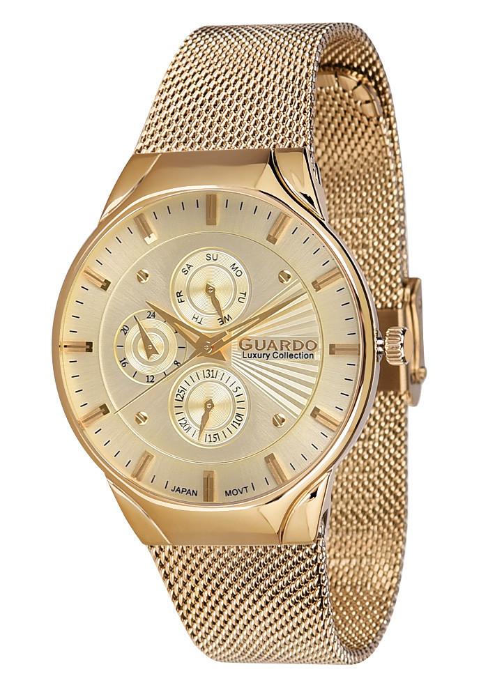 Часы мужские Guardo S01660-6