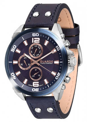 Часы мужские Guardo S01006-2, фото 2