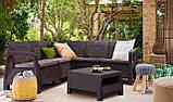 Комплект садовой мебели Curver Corfu Relax, фото 9
