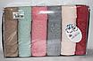Банные турецкие полотенца Тесненая Роза, фото 2