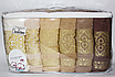 Банные турецкие полотенца Золотой Вензель, фото 2