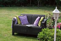 Комплект садовой мебели Allibert Corfu Love Seat, фото 1