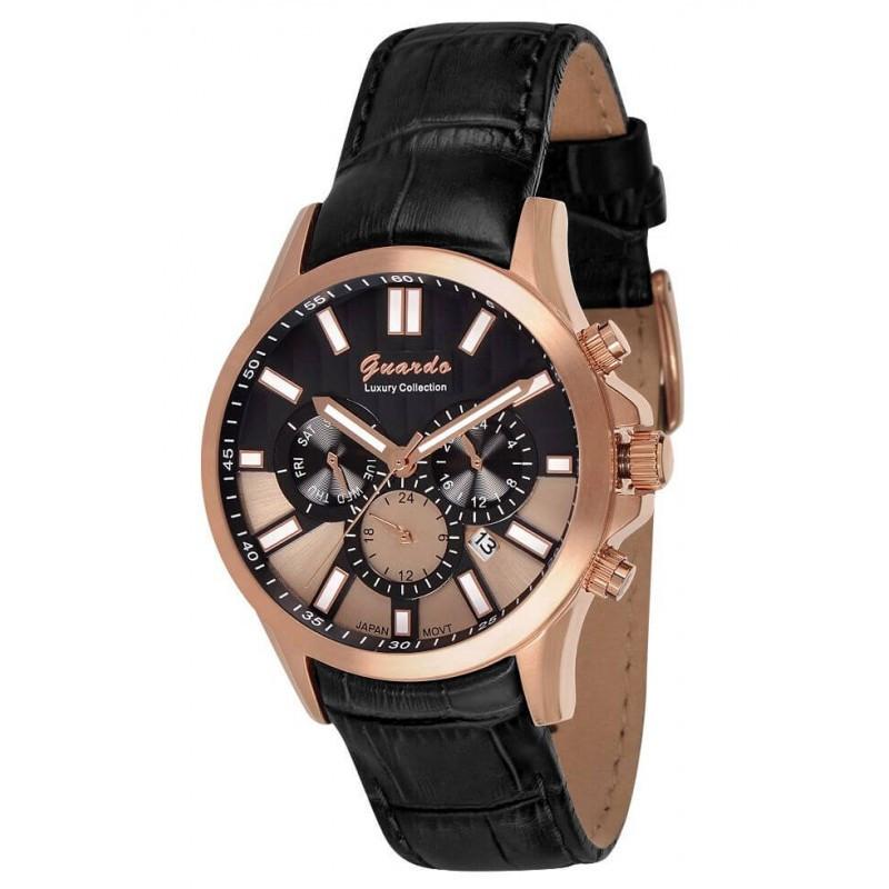 Часы мужские Guardo S08071-4