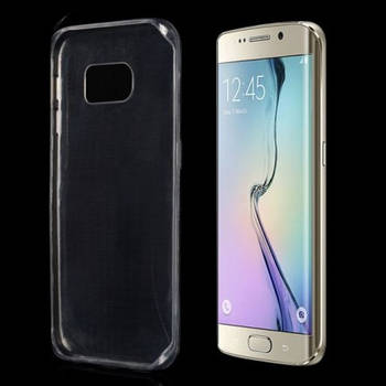 TPU чехол Ultrathin Series 0,33mm для Samsung G925F Galaxy S6 Edge