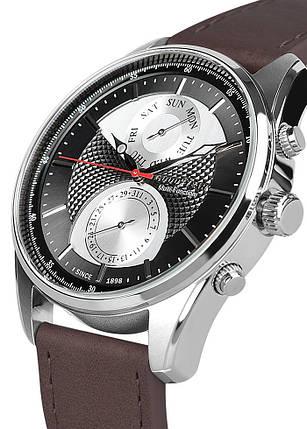 Часы мужские Goodyear G.S01213.01.01 серебряные, фото 2