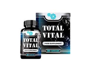 Total Vital (Тотал Витал) - капсулы от простатита