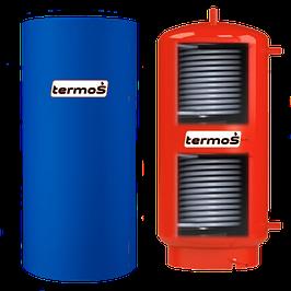 Буферные емкости (теплоаккумуляторы) TERMO-S