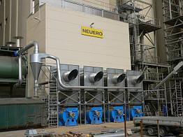 Немецкая зерносушилка шахтного типа NDT-B Neuero