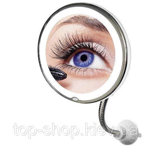 Зеркало со светодиодной подсветкой Ultra Flexible mirror