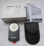 Пульт дистанционного управления Canon RC-6 для EOS M 6D 100D 700D 650D 7D 5D Mark II III
