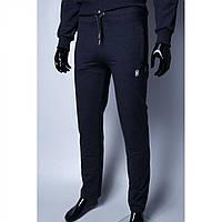 Спортивные штаны мужские 379967_3 серый меланж