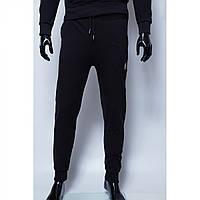 Спортивные штаны мужские манжет 479966 батал черный
