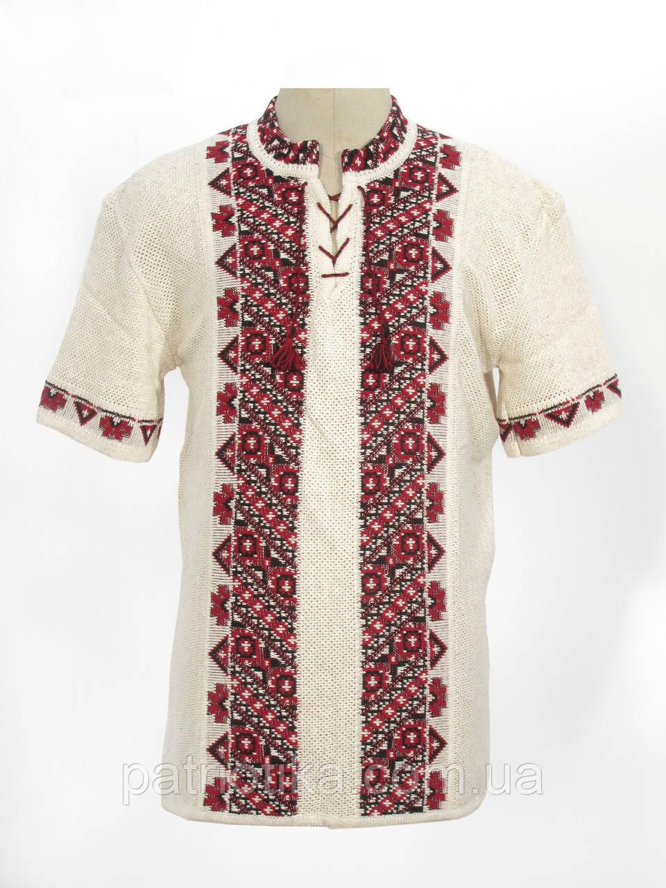Вязанка черно-красная Андрей | В'язанка чорно-червона Андрій