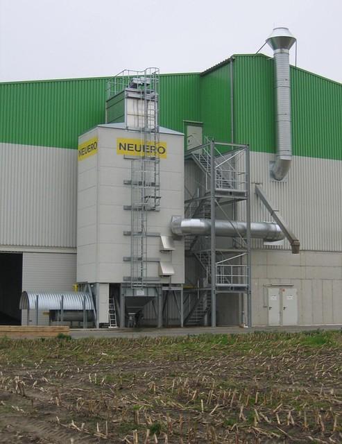 Зерносушилкa шахтная модели NDT 3-1 - NDT 13-2 (Германия)