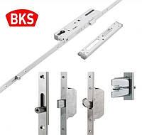 Замки реечные GU BKS для дверей из ПВХ и дерева