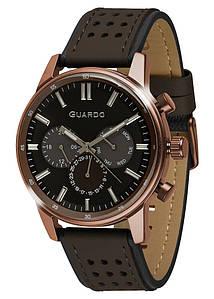 Часы мужские Guardo 007576-5 черные