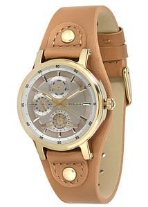 Часы женские Guardo 011265-4 коричневые