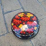 Шкатулка з петриківським розписом, фото 2