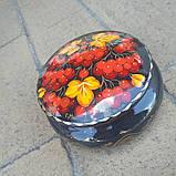 Шкатулка з петриківським розписом, фото 3