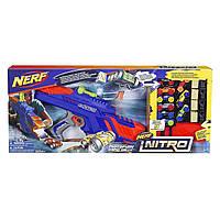 Набор игрушечный Nerf Nitro МотоФьюри (C0787)