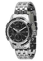 Часы мужские Guardo B01352-(1)-1 серебряные