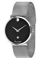 Часы женские Guardo B01402-1 серебряные