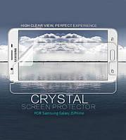 Защитная пленка Nillkin Crystal для Samsung G570F Galaxy J5 Prime (2016)
