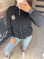 Куртка женская бомбер  dan, фото 1