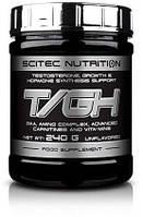 Бустер тестостерона Scitec Nutrition T/GH 240 г