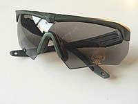 Стрелковые противосколочные очки с диоптриями, поликарбонатные тактические баллистические  очки